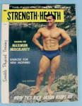 Strength & Health Magazine, May 1961 - Dale Hartman