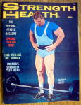 Strength & Health Magazine-november 1966-phil Grippaldi