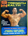 Strength & Health Magazine-march 1968-bill Pearl