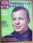 Strength & Health Magazine-april 1968-russell Knipp