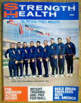 Strength & Health Magazine-december 1967-u.s. Team