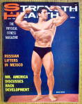 Strength & Health Magazine-july 1967-stan Brice
