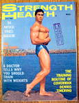 Strength & Health Magazine-may 1967-dennis Tinerino