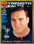 Strength & Health Magazine-april 1967-bob Bednarski