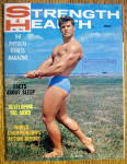 Strength & Health Magazine-february 1967-jim Haislop