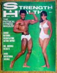 Strength & Health Magazine-september 1969-john Sprenkle
