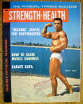 Strength & Health Magazine-may 1963-leroy Saba