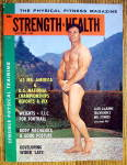 Strength & Health Magazine-october 1963-jack Lalanne