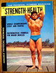 Strength & Health Magazine-january 1963-mike Ferraro