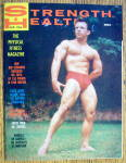 Strength & Health Magazine-april 1966-bill Parker