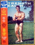 Strength & Health Magazine-february 1966-bob Gajda