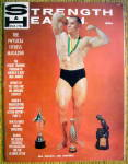 Strength & Health Magazine-march 1966-bill March