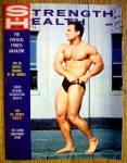 Strength & Health Magazine-september 1965-john Gourgott
