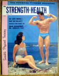 Strength & Health Magazine-april 1961-betty & Bill