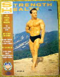 Strength & Health Magazine-june 1964-joe Nista Jr