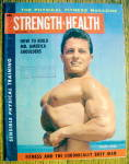 Strength & Health Magazine-september 1961-buddy Basil
