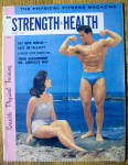 Strength & Health Magazine-betty & Bill-april 1961