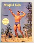 Strength & Health Magazine, March 1958 - Vic Siepke