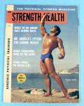 Strength & Health Magazine, April 1962 - Tommy Kono