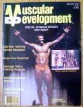 Muscular Development-december 1982-rufus Howard