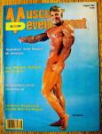 Muscular Development-august 1983-jeff Everson