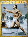 Strength & Health Magazine May 1949 John Grimek