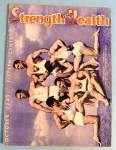 Strength & Health Magazine October 1940 Grimek & More
