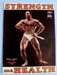 Strength & Health Magazine June 1947 Harold Zinkin