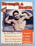 Strength & Health Magazine May 1939 Anthony Terlazzo