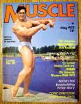 Muscle Training Magazine-may 1973-reg Park