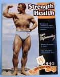 Strength & Health Magazine January 1940 John Grimek