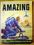 Amazing Stories Magazine May 1955 The Chained Man