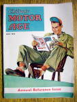 Chilton Motor Age Magazine July 1954
