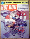 Hot Rod Magazine May 1960 Make A 400 Incher Of Chevy