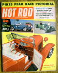 Hot Rod Magazine September 1960 Kart Engine Hop Up