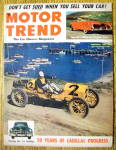 Motor Trend Magazine September 1952 Cadillac Progress