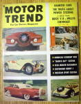 Motor Trend Magazine July 1953 Haunted Cars