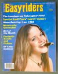 Easyriders Magazine April 1981 Mann Painting