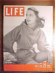 Life Magazine - June 6, 1949 - Rita Hayworth Weds