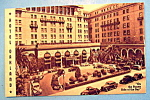 Hotel Oakland, California Postcard