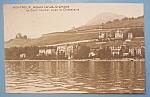 Montreux Hotels Lorius, Gramont Postcard