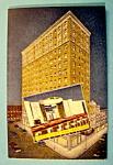 Mark Twain Hotel Postcard