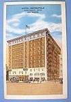 Hotel Metropole, Cincinnati, Oh. Postcard