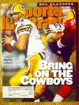 Sport Illustrated Magazine-january 15, 1996-brett Favre