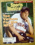 Sport Illustrated Magazine-october 11, 1993-chuck Cecil