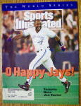 Sports Illustrated Magazine-november 1, 1993-joe Carter
