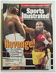 Sports Illustrated Magazine -nov 15, 1993- E. Holyfield