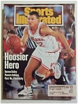 Sports Illustrated Magazine -dec 13, 1993- Damon Bailey