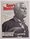 Sports Illustrated Magazine - Dec 20, 1993 - Don Shula