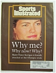 Sports Illustrated Magazine-jan 17, 1994-nancy Kerrigan